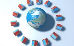 Preços dos imóveis no mundo