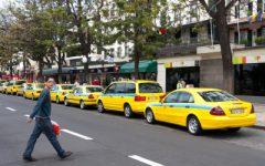 Carro próprio ou táxi?